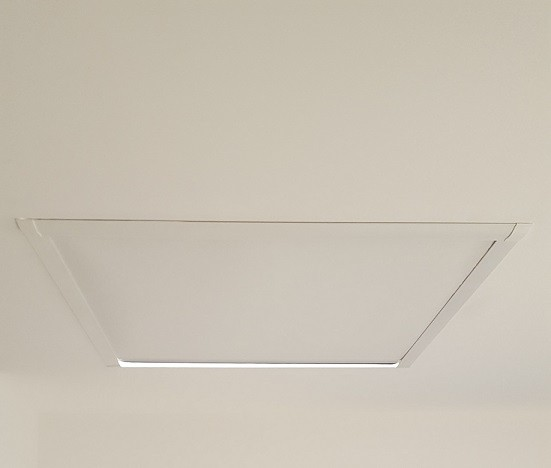 VALE Flat Roof Roller Blackout Blind